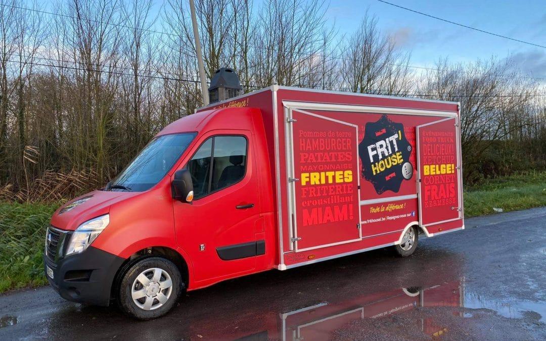 Frithousel vous présente son food truck!
